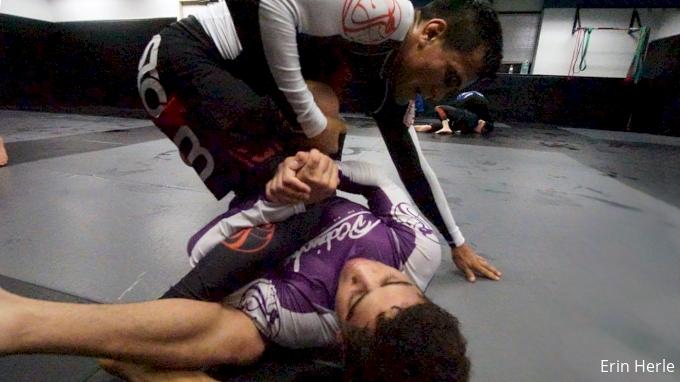Kennedy Maciel: No-Gi Training With Cobrinha