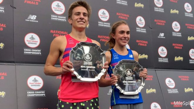 Complete List Of The 2016 High School/Collegiate Cross Country Champions