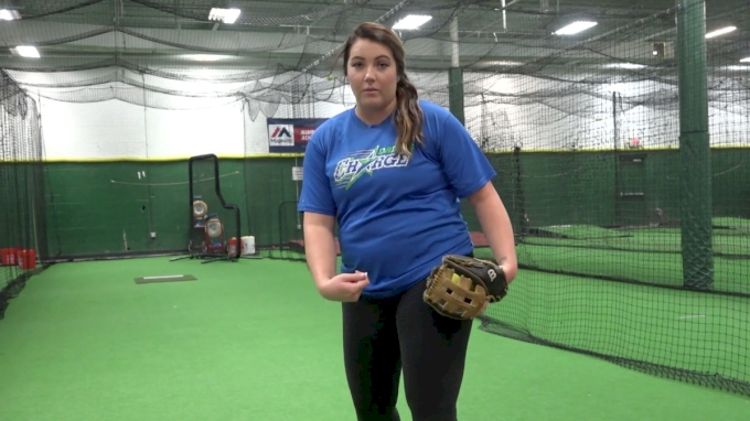 Haeger Teaches You Her Curve Ball Drill