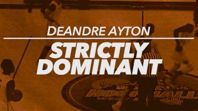 Deandre Ayton: Strictly Dominant