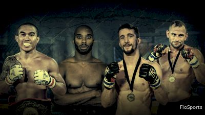 Full Contact Fighting Federation (FCFF): Rumble at the Roseland 89 Full Event Replay