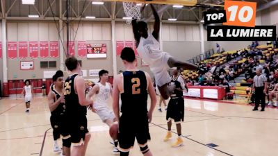 La Lumiere's Top 10 Plays: Hoophall West