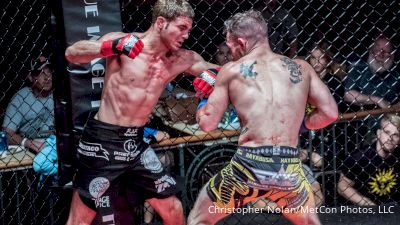 Pinnacle FC 15: Dominic Mazzotta Talks UFC Potential, Upcoming Fight, More