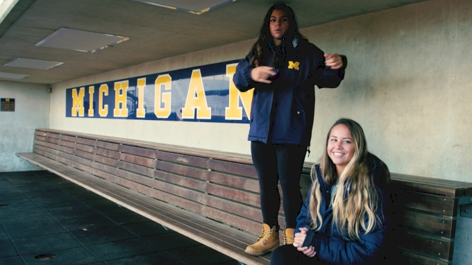 EXCLUSIVE: Michigan Softball Stadium Tour