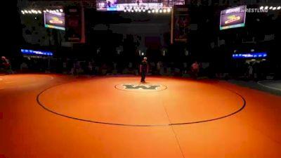 285 lbs 5th Place - Aiden Lacoma, Virginia vs Jacob Barnes, Oregon
