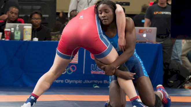 US Senior Nationals Greco and Women's Results