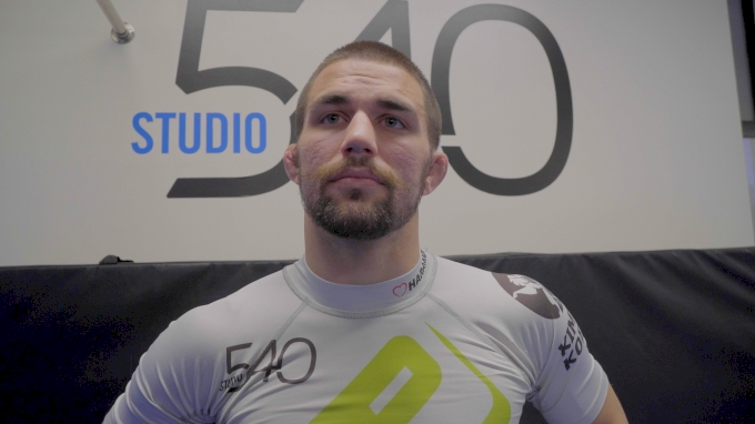 Studio 540 Debrief With Garry Tonon