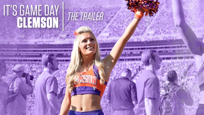 Clemson University: It's Game Day (Trailer)