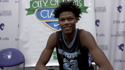 Cameron Reddish Fully Engaged To Lead Westtown School