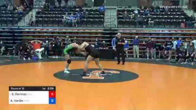 155 lbs Prelims - Sienna Ramirez, Southern Oregon vs Anastasia Hardin, Providence