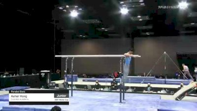 Asher Hong - Parallel Bars, Cypress Academy - 2021 Winter Cup & Elite Team Cup