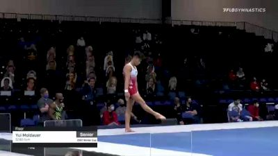 Yul Moldauer - Floor, 5280 Gym - 2021 Winter Cup & Elite Team Cup