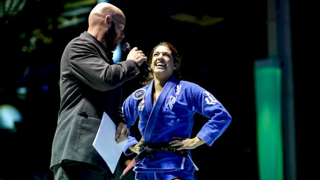 Mackenzie Dern Stays Undefeated At Fight To Win Pro, Who Can Challenge Her?