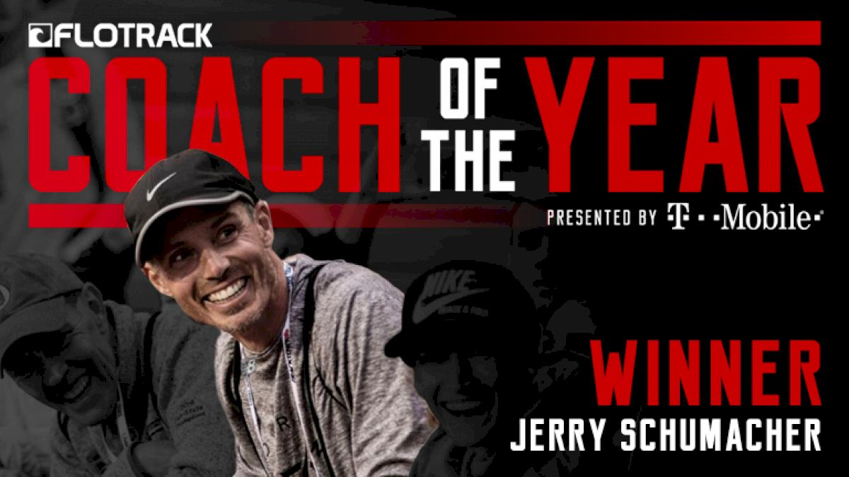 Jerry Schumacher Voted FloTrack American Distance Coach of the Year