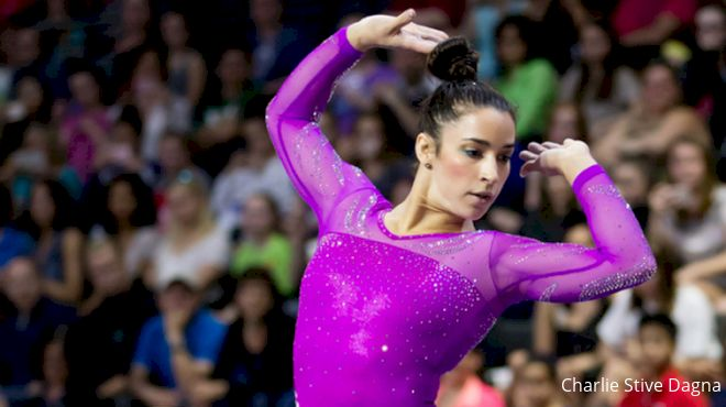 Aly Raisman Announces Retirement In Heartfelt Letter To Fans