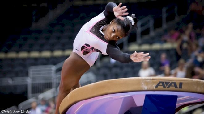 The Biggest All-Around Threats To Simone Biles At The 2018 GK U.S. Classic