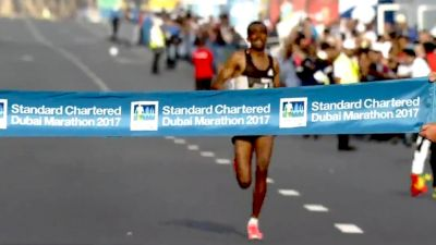 2017 Standard Chartered Dubai Marathon Full Replay