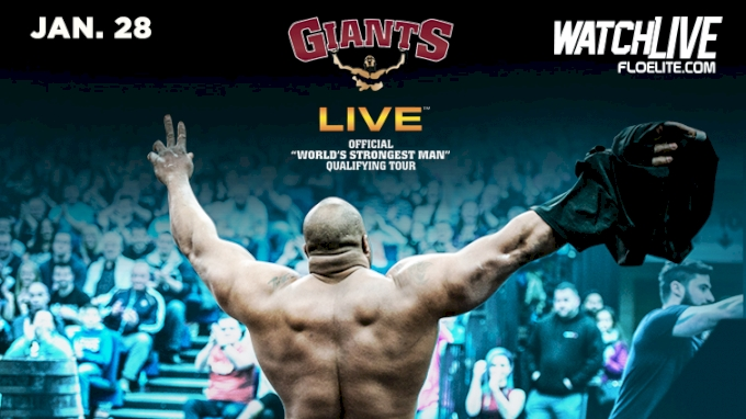 picture of Giants Live: The British Open 2017