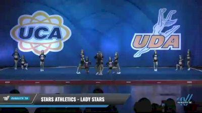 Stars Athletics - Lady Stars [2020 L2 Senior - Non Building Day 2] 2020 UCA Smoky Mountain Championship