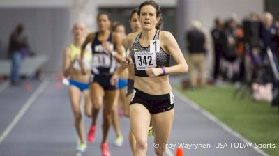 KICK OF THE WEEK: Kate Grace's Signature Move, Less Than One Hour After Pacing Mile!