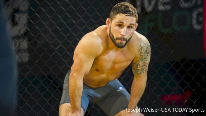 Behind-The-Scenes Vlog Of Submission Underground With MMA Star Chad Mendes