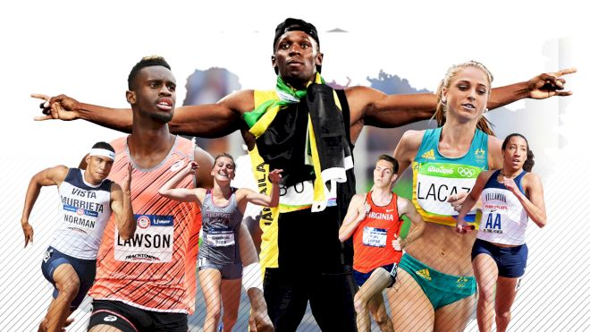 Weekend Watch Guide: Usain Bolt + New Mexico, BU and Villanova LIVE!