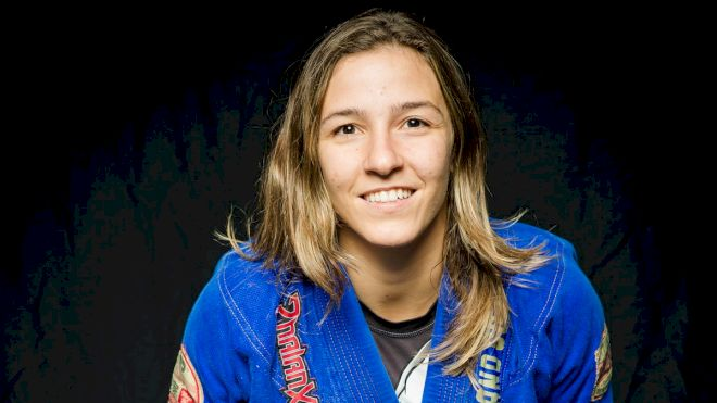 Pati Fontes Became A World Champion After Trading In Ballet For Jiu-Jitsu