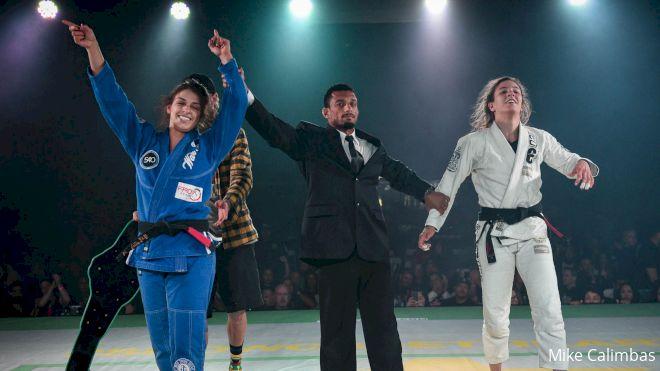 Mackenzie Dern Defeats Pati Fontes At Fight To Win Pro 25