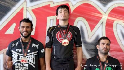 Paulo Miyao Wins ADCC Brazilian Trials