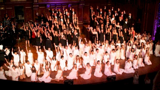 Central Massachusetts Show Choir Festival