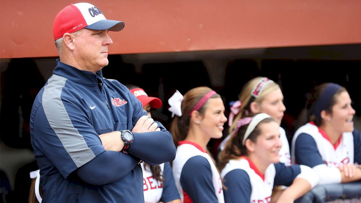 Head Softball Coach Mike Smith Resigns From Ole Miss