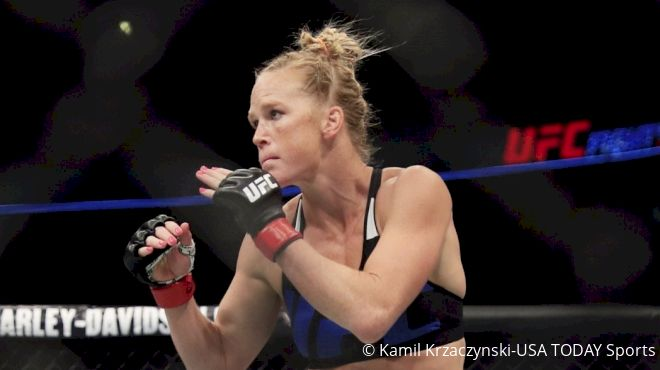 Holly Holm Ready To Create History At UFC 208, Move Past Ronda Rousey KO