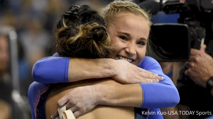 2017 NCAA Perfect 10s: Vault And Bars Edition