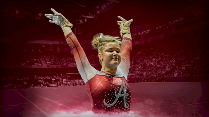 picture of Beyond The Routine: Alabama Gymnastics