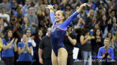 Madison Kocian's Journey To UCLA