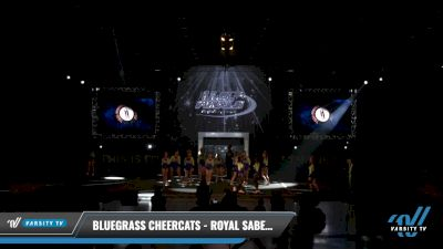 Bluegrass Cheercats - Royal Sabers [2021 L5 Senior Coed Day 2] 2021 The U.S. Finals: Louisville