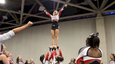 NCA All-Star Nationals Warm Ups: Last Chance To Get It Right