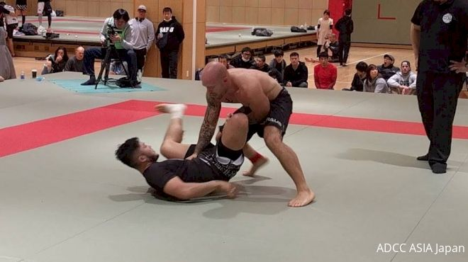 ADCC 2017 Asia & Oceania 2nd Trials