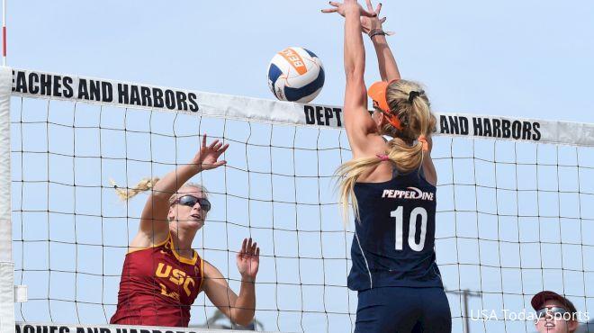 NCAA Beach Volleyball Top 15