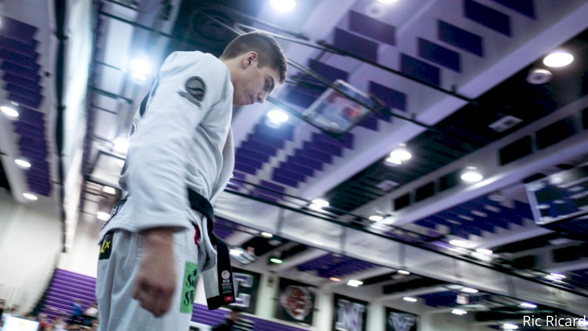 Even Black Belts Struggle With Overcoming Competition Anxiety