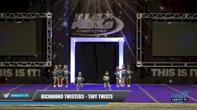 Richmond Twisters - Tiny Twists [2021 L1.1 Tiny - PREP Day 1] 2021 The U.S. Finals: Ocean City