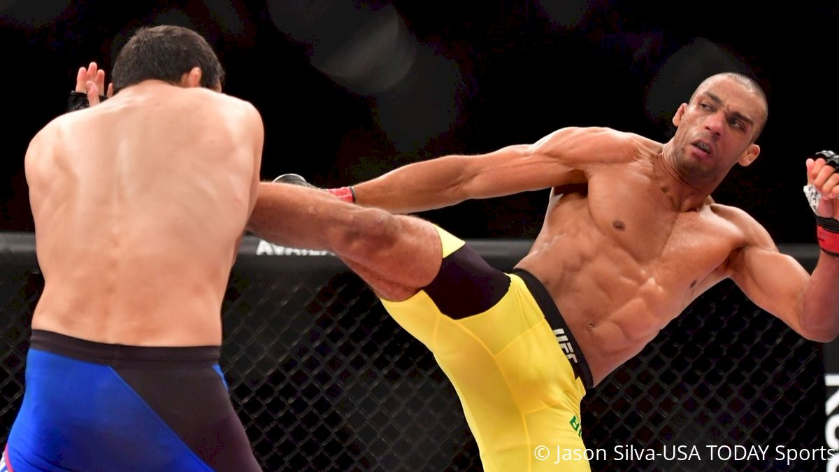 Edson Barboza Wants Tony Ferguson Rematch For Interim Belt