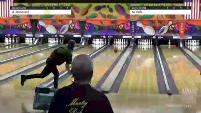 Replay: Lanes 17-18 - 2021 PBA50 Senior U.S. Open - Match Play Round 1