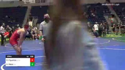 120 lbs Final - Richard Figueroa, Sunkist Kids Monster Garage vs Adrian Meza, Valiant