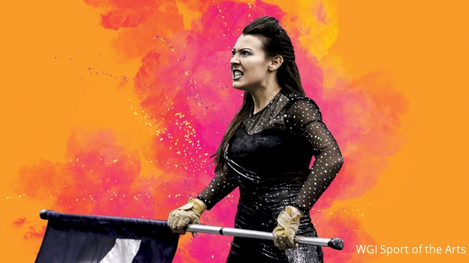 picture of 2017 WGI Southeast Color Guard Power Regional