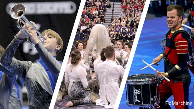 WGI Sport Of The Arts LIVE Weekly Watch Guide: Week 8