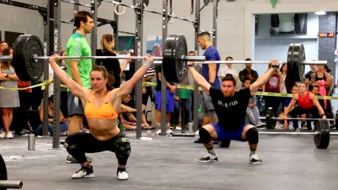2017 CrossFit Games South Regional Day 3 Heats, Schedule, Lane Assignments