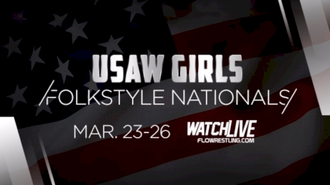 picture of 2017 USAW Girls Folkstyle Nationals
