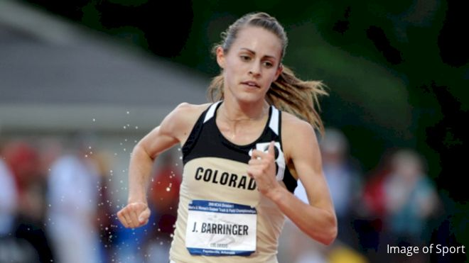 Jenny Simpson's Rise From 2009 NCAA Collapse Is A Lesson For All Athletes