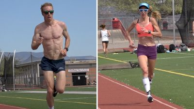 Workout Wednesday: Scott Fauble & Steph Bruce 10x800m Before World XC